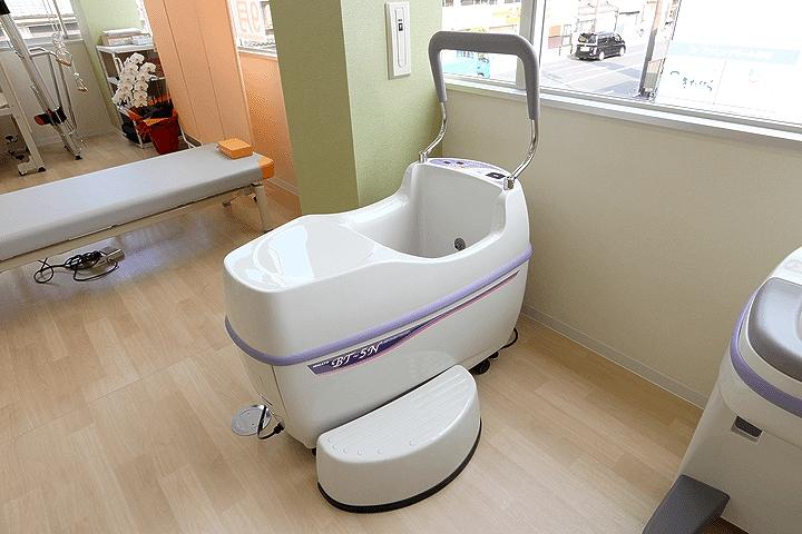 下肢向け温浴療法用装置